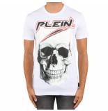 Philipp Plein Round neck pace pi wit
