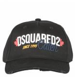 Dsquared2 Pet zwart