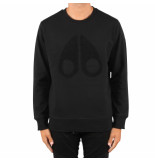 Moose Knuckles Ogo sweatshirt zwart