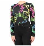 Versace Body lady udm216 zwart