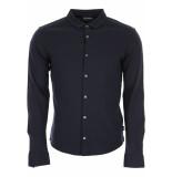 Emporio Armani 8n1ch6 1jprz 0922 shirt blauw