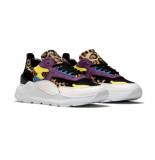 D.A.T.E. D.a.t.e fuga leopard sneakers /leopard zwart