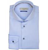 Ledûb Overhemd lange mouw 0137198/140650 blauw