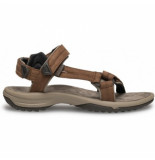 Teva Women terra fi lite leather brown bruin