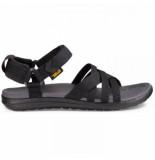 Teva Women sanborn sandal black-schoenmaat 37 (uk 4)