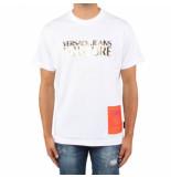 Versace T-hirt foil 14 wit