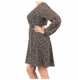 Circle of Trust Kira dress bruin