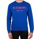 ICEBERG Brand sweater - blauw