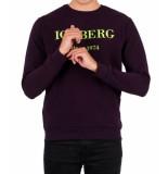 ICEBERG Brand sweater - paars