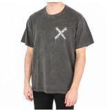 REPRESENT Logo t-shirt grijs