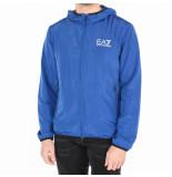 EA7 Bomber jacket blauw