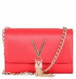 Valentino Divina pochette rood