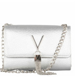Valentino Divina pochette zilver