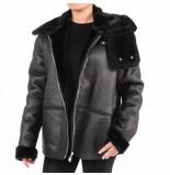 Reinders Ammy coat zwart