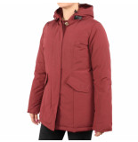 Circle of Trust Alaska jacket no fur rood