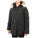 Circle of Trust Alaska jkt natural fur zwart