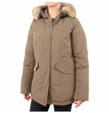 Circle of Trust Alaska jkt natural fur bruin