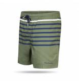 Pierre Cardin Swim short stripe groen
