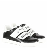 Dolce and Gabbana Kids Classic sneakers zwart