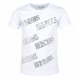 Reinders T-shirt all over print wit