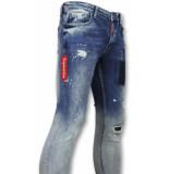 Justing Jeans slim stretch spijkerbroek