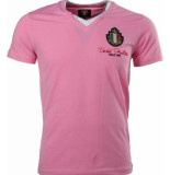 David Copper T-shirt roze