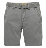 PME Legend Psh194652 9051 propeller short comfort twill pewter grijs