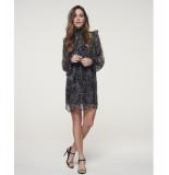 Freebird Korte jurk n7-918 joli dre grijs