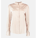 Harper and Yve Lange mouw blouse tess-ls fw19x604 roze