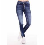 ZHRILL Skinny jeans leona w7352 blauw denim