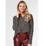 Circle of Trust Lange mouw blouse w19 59 6450 lisanne bruin