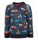 Someone Sweatshirt sb16.1.18409 blauw