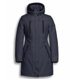 Reset Coat lr1760193 edith blauw