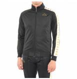 Kappa Track jacket anniston zwart