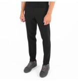 Versace Pantaloni teuto zwart