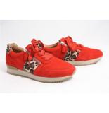 Gabor 33.20.15 sneakers rood