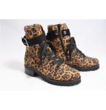 Hassia 302085-1101 biker boots bruin