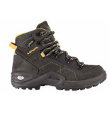 Lowa Kody iii gtx mid junior anthracite/yellow grijs