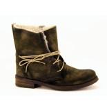 Line Footwear Messy 24 groen