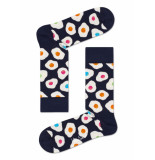 Happy Socks Sunny side up egs01-6500-41 zwart