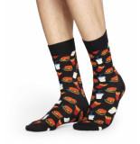 Happy Socks Hamburger ham01-9000-41 zwart