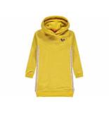 Tumble 'n Dry Sweatdress capuchon kathleen geel