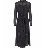 MOSS COPENHAGEN Rosalie maxi dress blauw