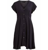 Object Objaya s/s shirt dress a pa 23031318 sky captain blauw