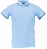 Born with Appetite Appetite jason polo fine pique 18108ja40/210 licht blauw