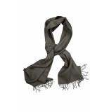 Profuomo Pp1s30011j/z shawls 100% wol groen
