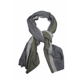 Profuomo Ppps30021a/z shawls 80% wol / 20% polyamide groen