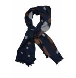 Giordano 829056/80 shawls 100% wol bruin