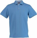 Portofino 9152prtf14.5/22 poloshirts met korte mouwen 95% katoen / 5% spandex blauw