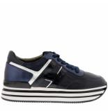 Hogan Sneakers hxw4830cb80 blauw